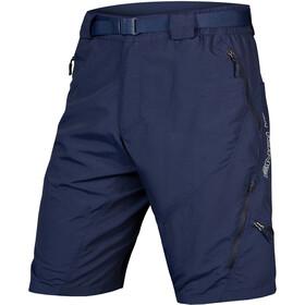 Endura Hummvee II Shorts mit Innenhose Herren blau